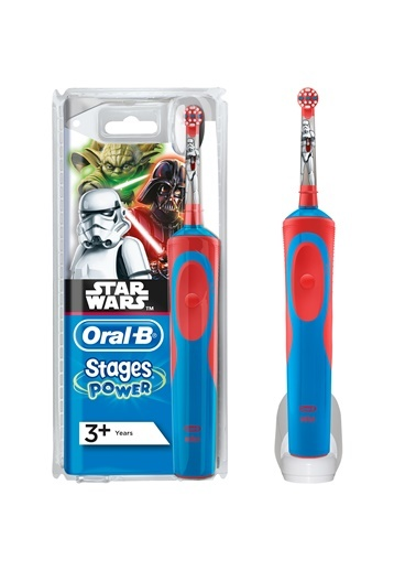 Stages Şarj Edilebilir Diş Fırçası Çocuklar İçin-Oral-B